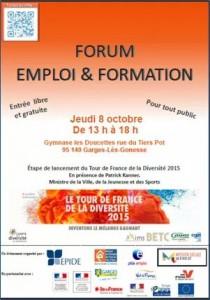 affiche forum 8 octobre
