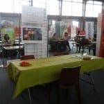 stand Forum emploi du 23 juin à Margny